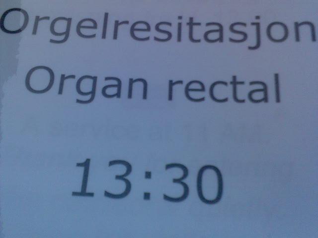 orgelskilt